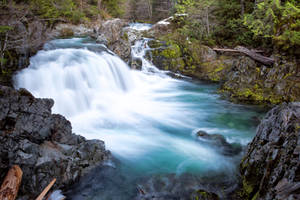 Sawmill Falls by SpringfieldShtos