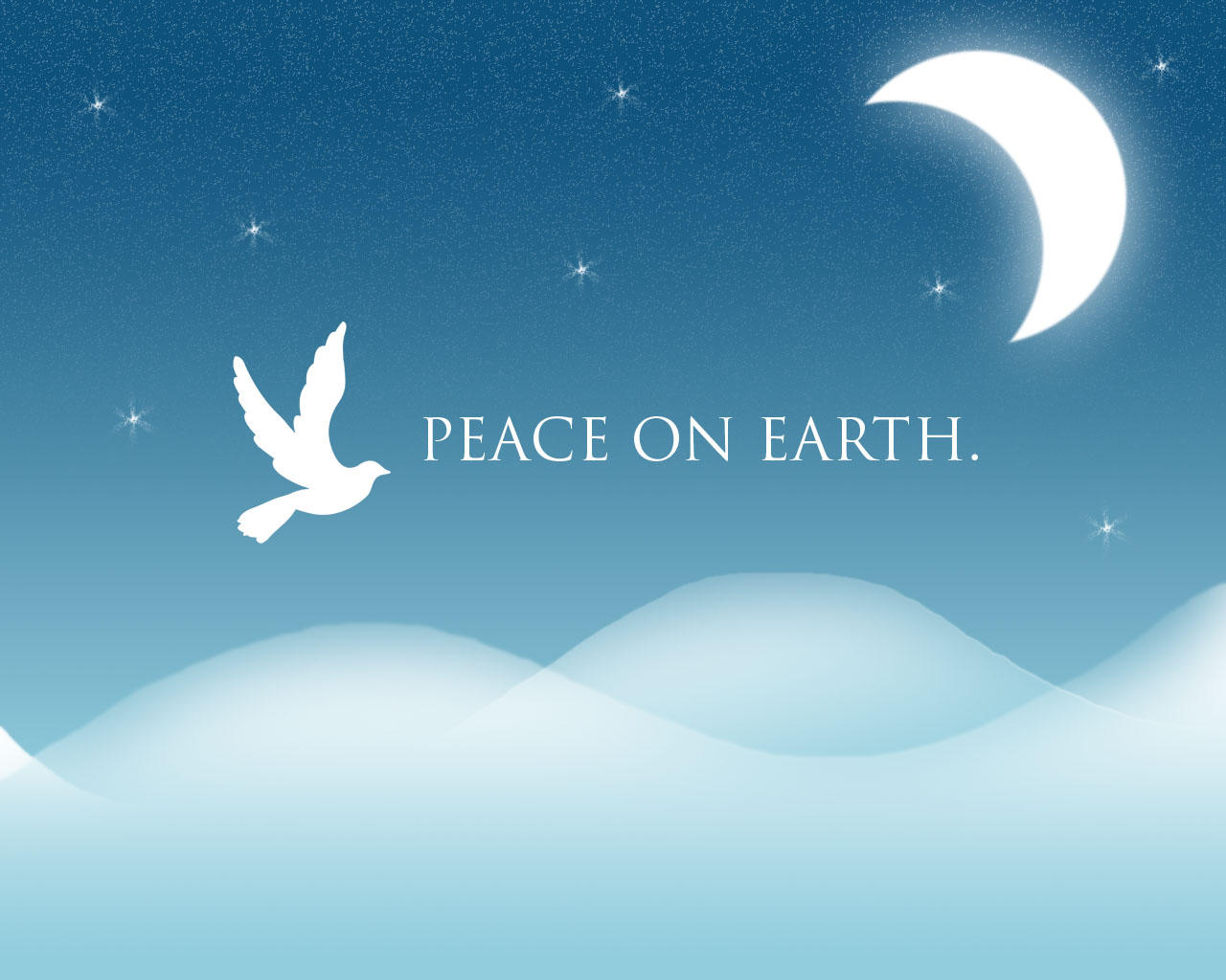 the future of peace on earth Believing in our future david gershon in 1986, at the height of the cold war, a  torch of peace was passed around the world the first earth run, in partnership .