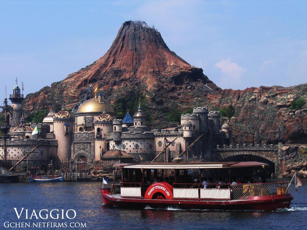 Tokyo DisneySea by unknowninspiration