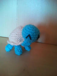 Timmi the Turtle by Rabenmaedchen