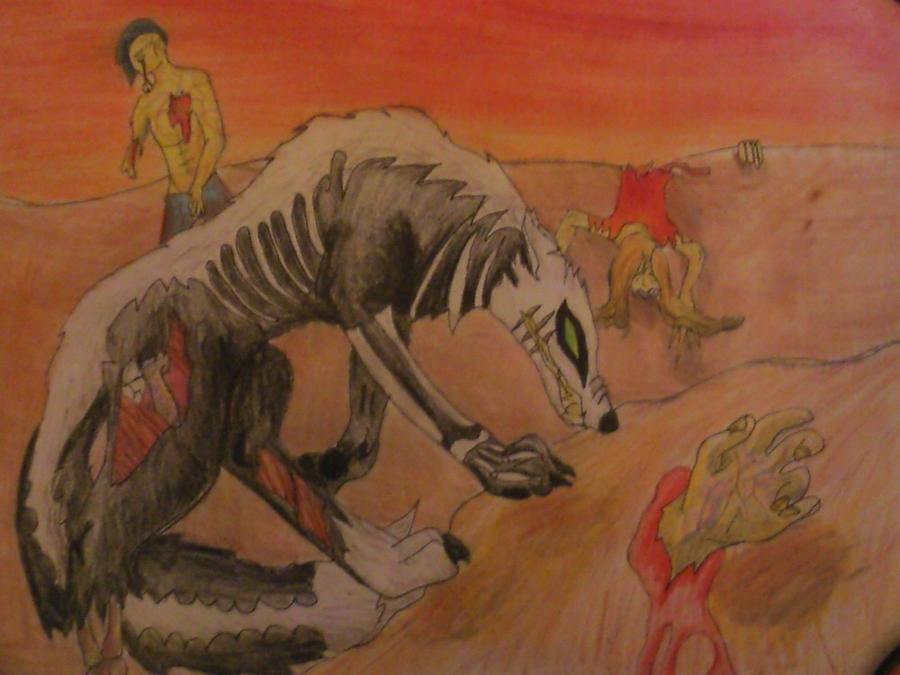 wolf drawing zombie wolf drawing zombie wolf drawing zombie wolf    Zombie Wolf Drawing