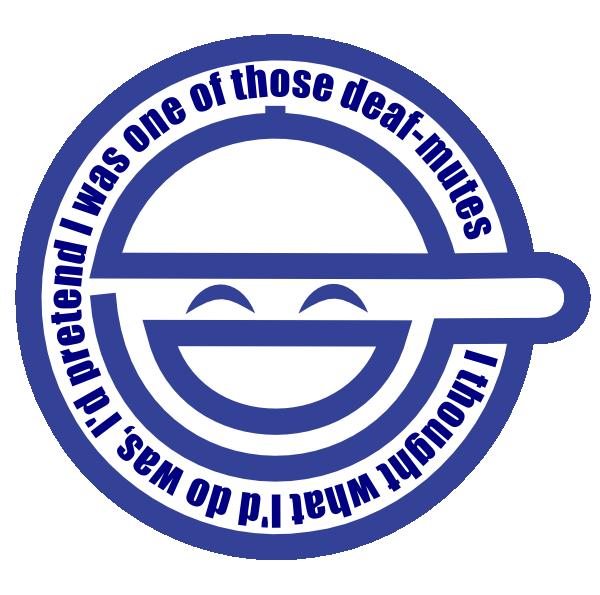 laughing man logo - photo #9