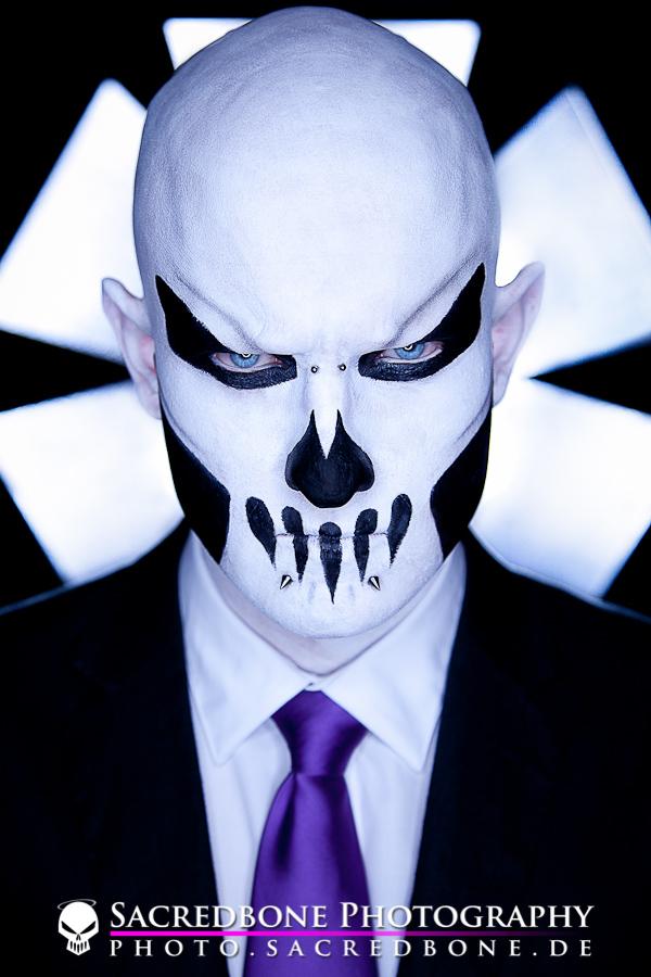Mr. Skull by sacredbone