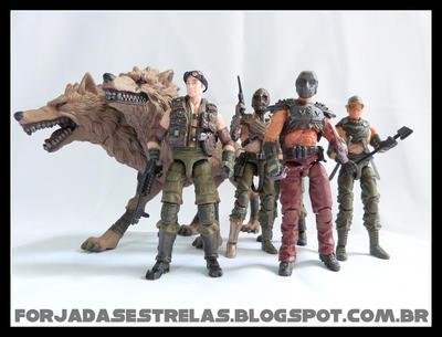 Custom-raiders by BlckThorne