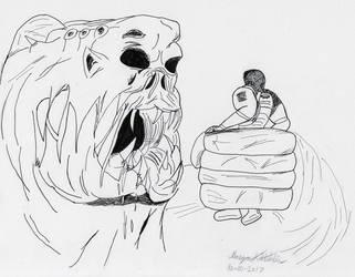 Gigantic by Maverick-Werewolf