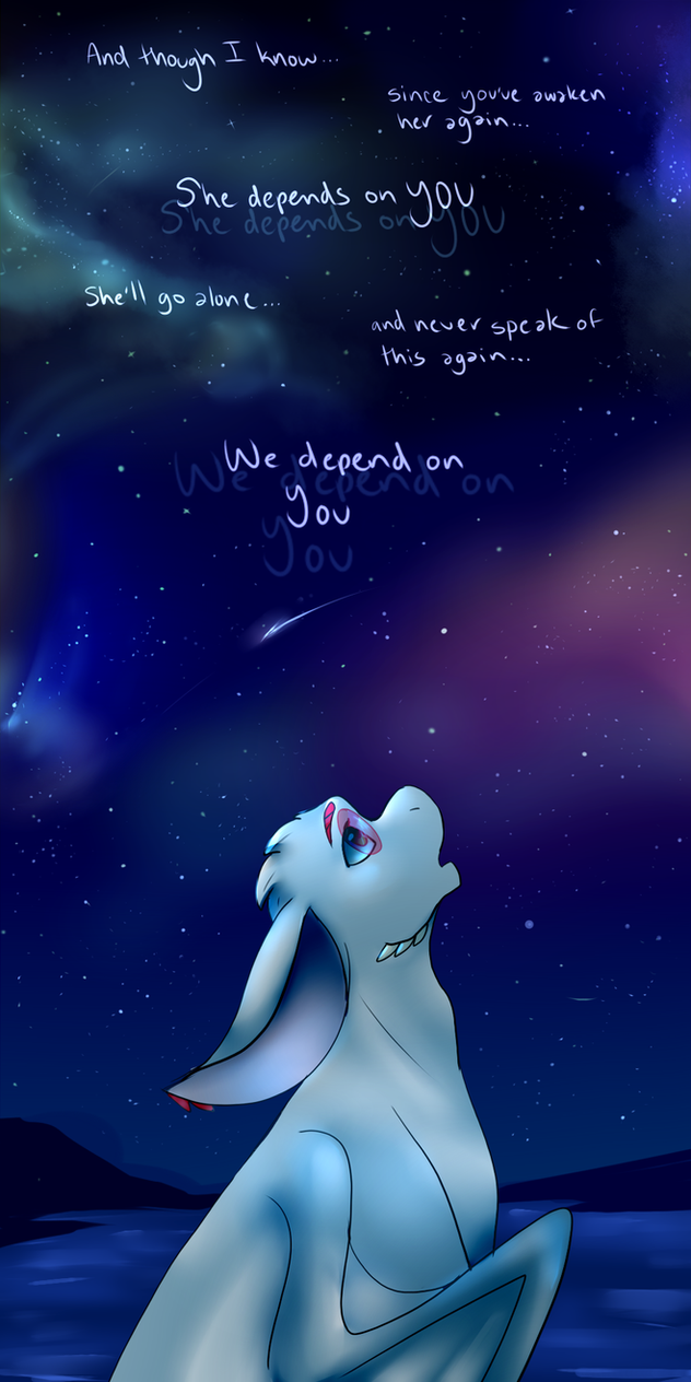 I depend on you by KASAnimation