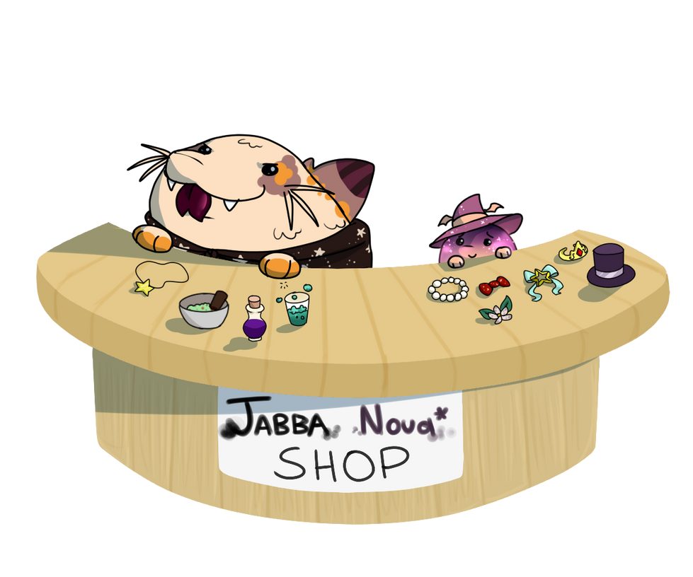 03c7f0baf7 End of Summer Festival: Jabba Nova Shop by KASAnimation on DeviantArt