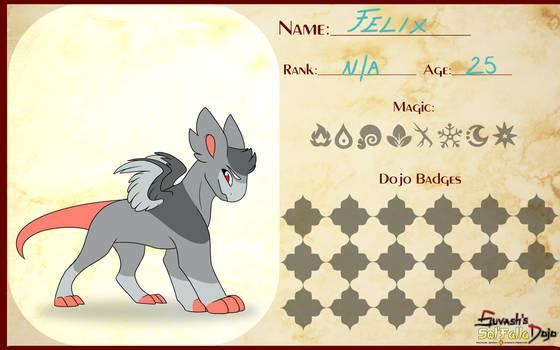 Dojo App Felix