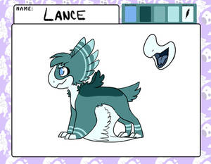 Approval Image: Lance (approved)
