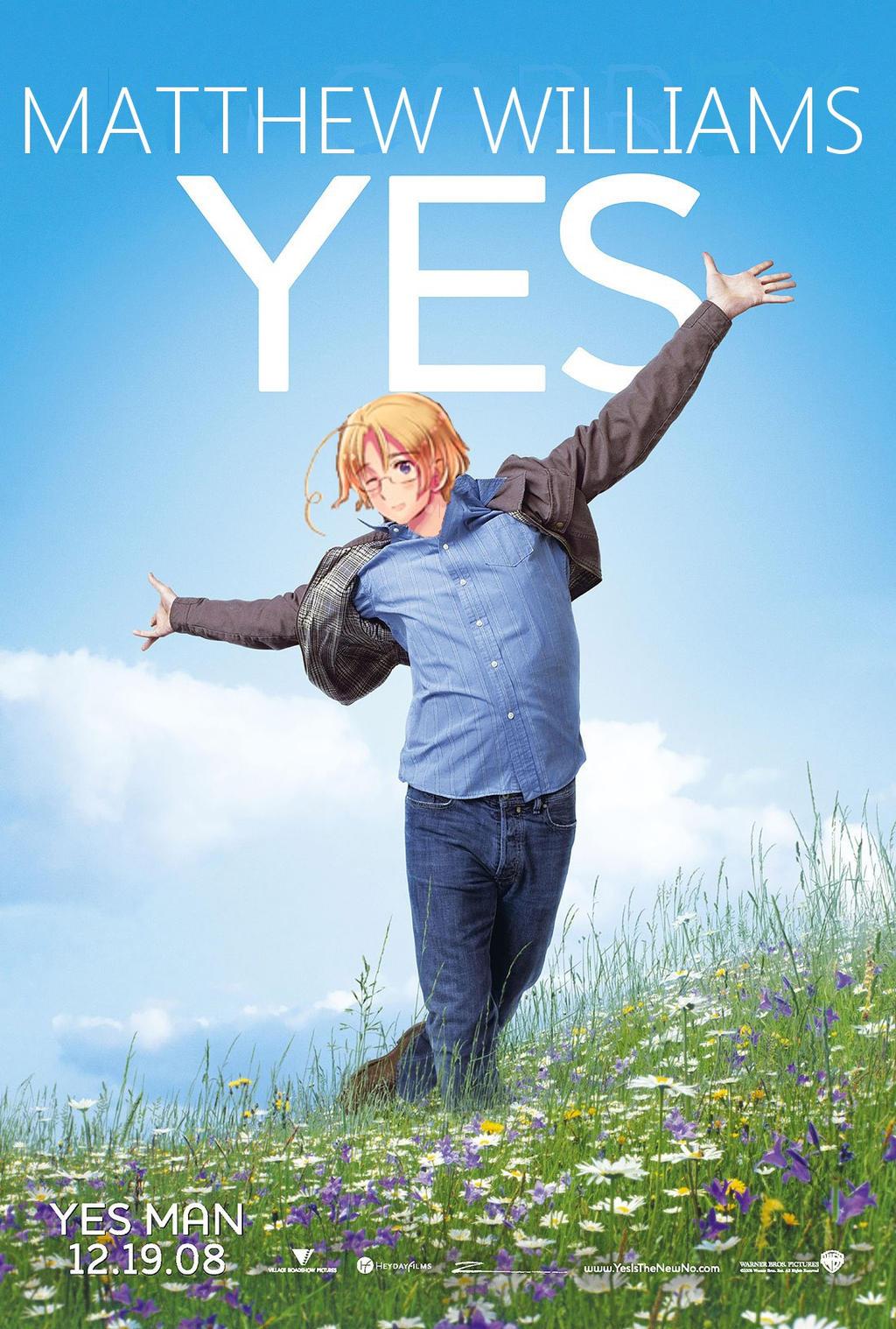Yes Matthew! by Fanatic-Fairy