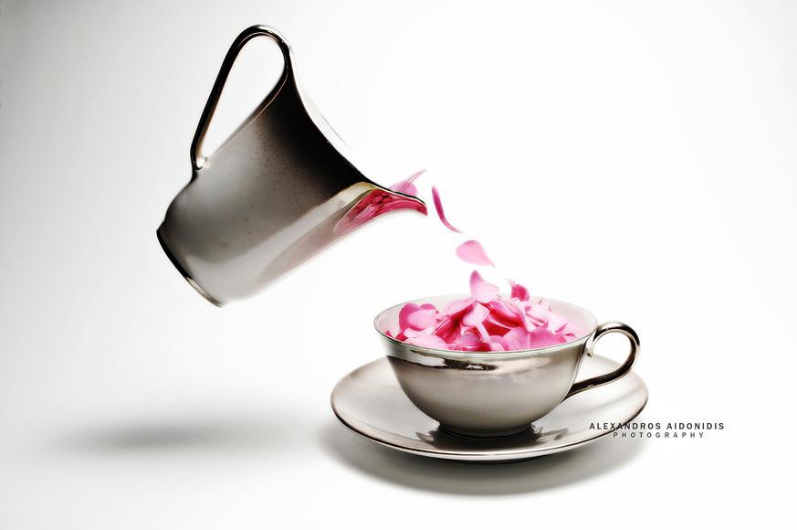 Petal Tea Time