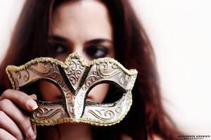 Masquerade by AlexAidonidis