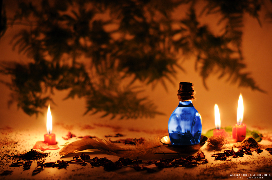.:: Magic Potion ::. by AlexAidonidis