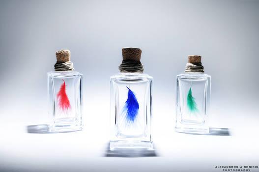Bottles of dreams