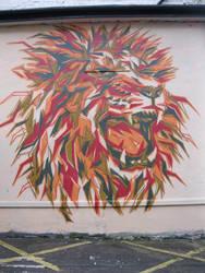 ROARING LION by doktah74