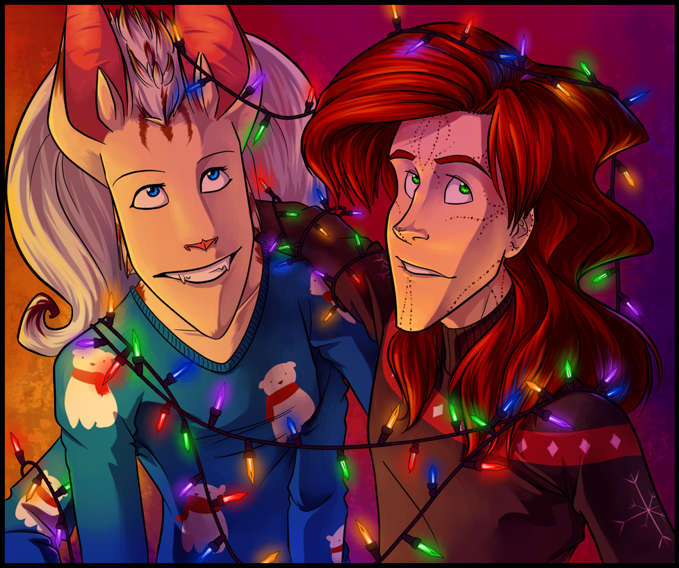 Happy Holidays by Ace-of-Intuition