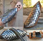 Steel Scale Bracer