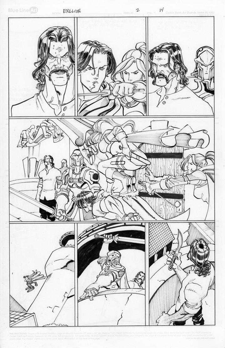 Page 14 by shushubag