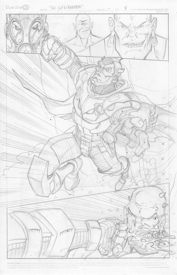 Page 4 Pencils by shushubag