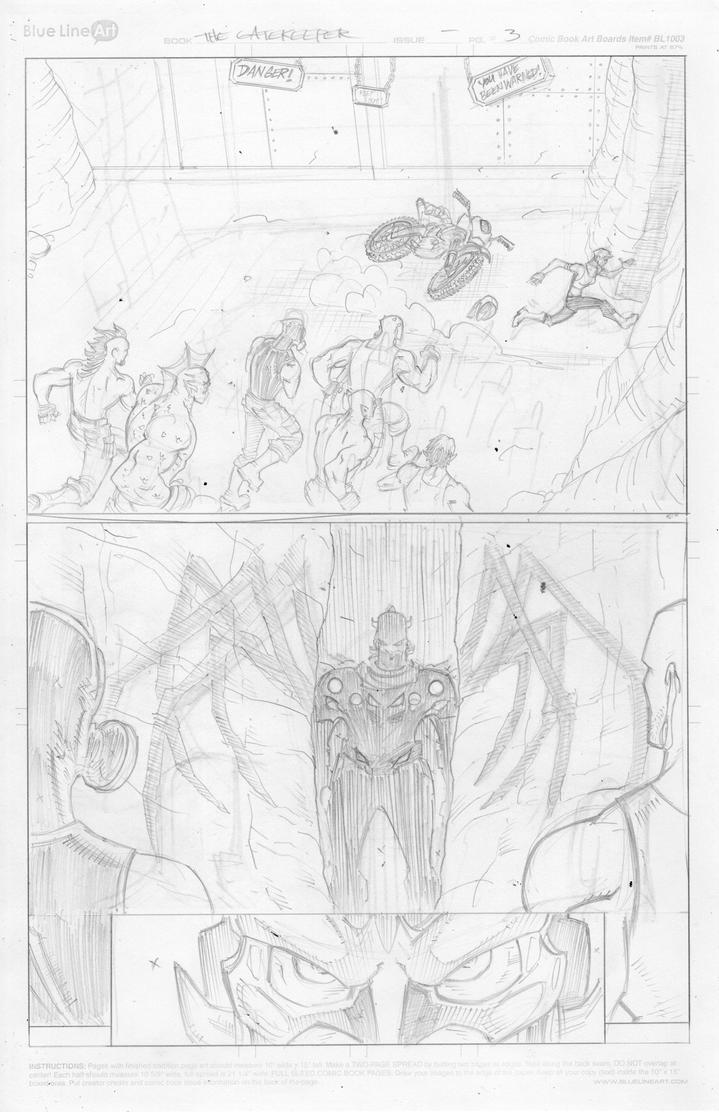 Page 3 Pencils by shushubag