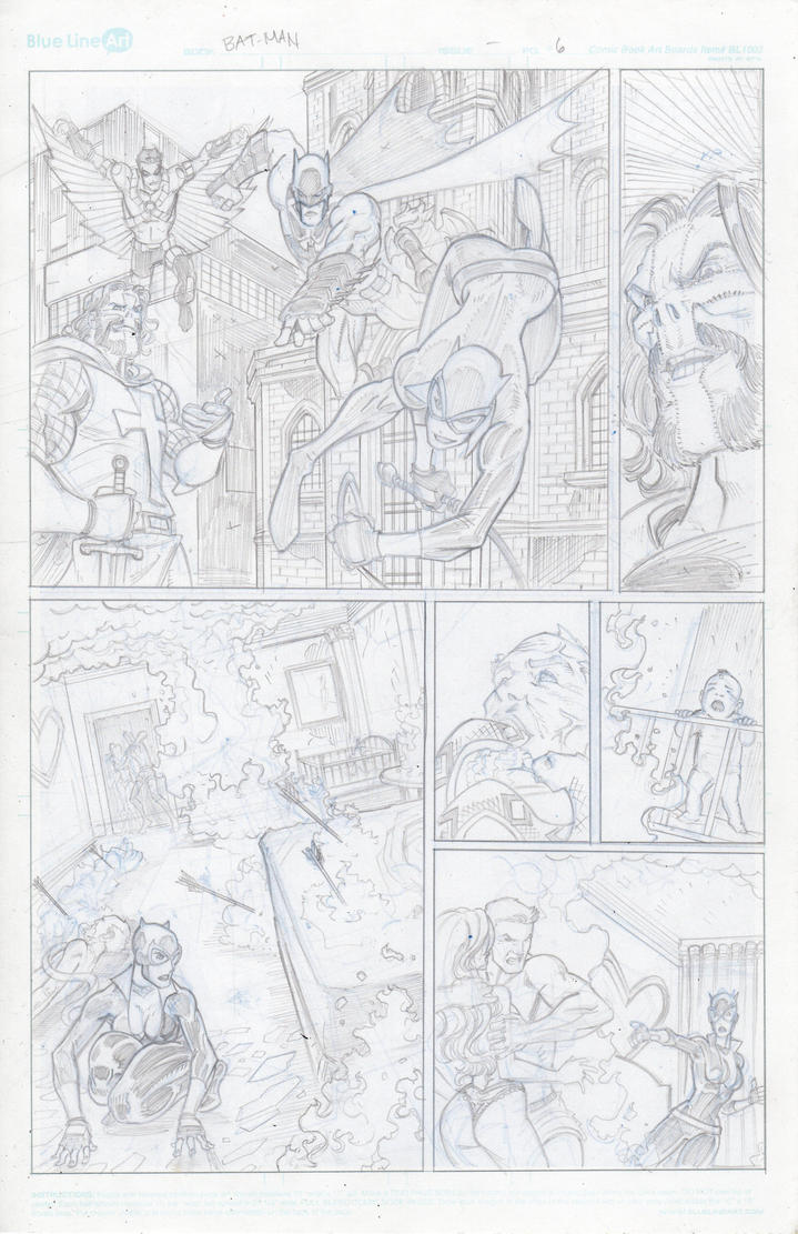 Page 6 Pencils by shushubag