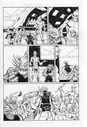 Phantom Surfer Page 10 Inks!