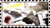 Whitz Wolf Stamp by Bloodeh-San