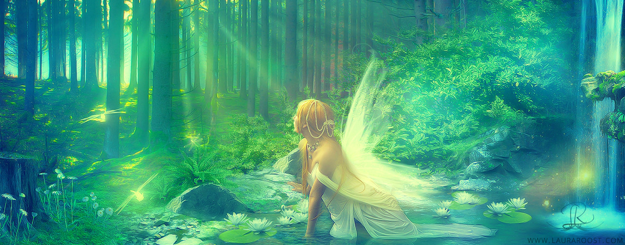 Fairy Dawn by Naelle-dev