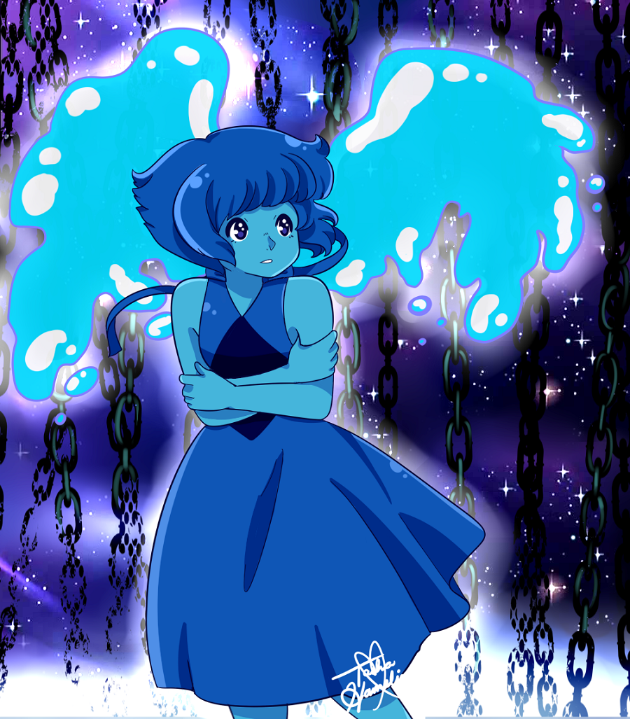 :Steven Universe: Lapis Lazuli by whitemistrose