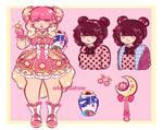 :Sweet Sugar Stars: Hoshiyo