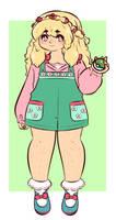 :Pokemon: Trainer Holly by whitemistrose