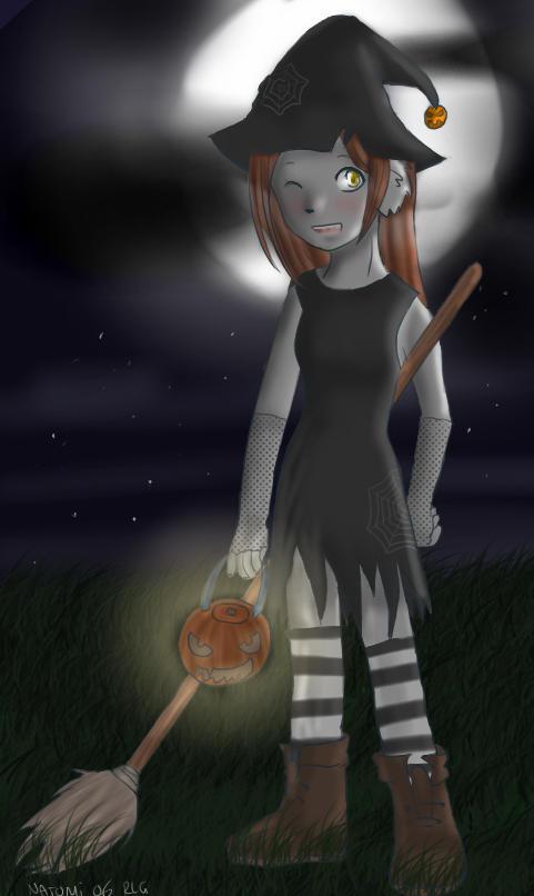 Happy Halloween Lani by Natomi