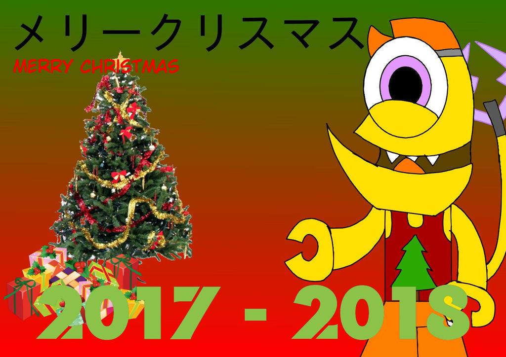 (ART JAM) Teslo Christmas by maklein