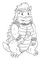 Bowser by tymime