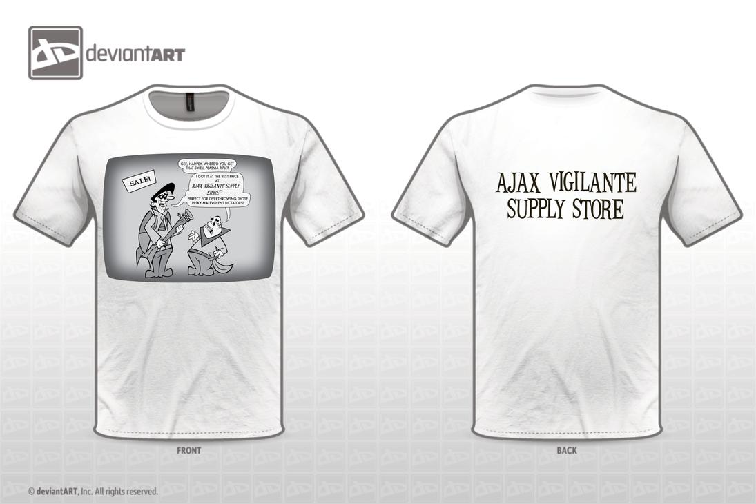 Simple Couple Shirt Design