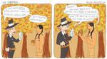 The Jerkmen (Thanksgiving) by tymime