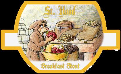 St. Hood Breakfast Stout by tymime