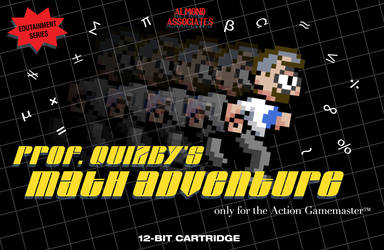 Prof. Quizby's Math Adventure (Father's Day 2013) by tymime