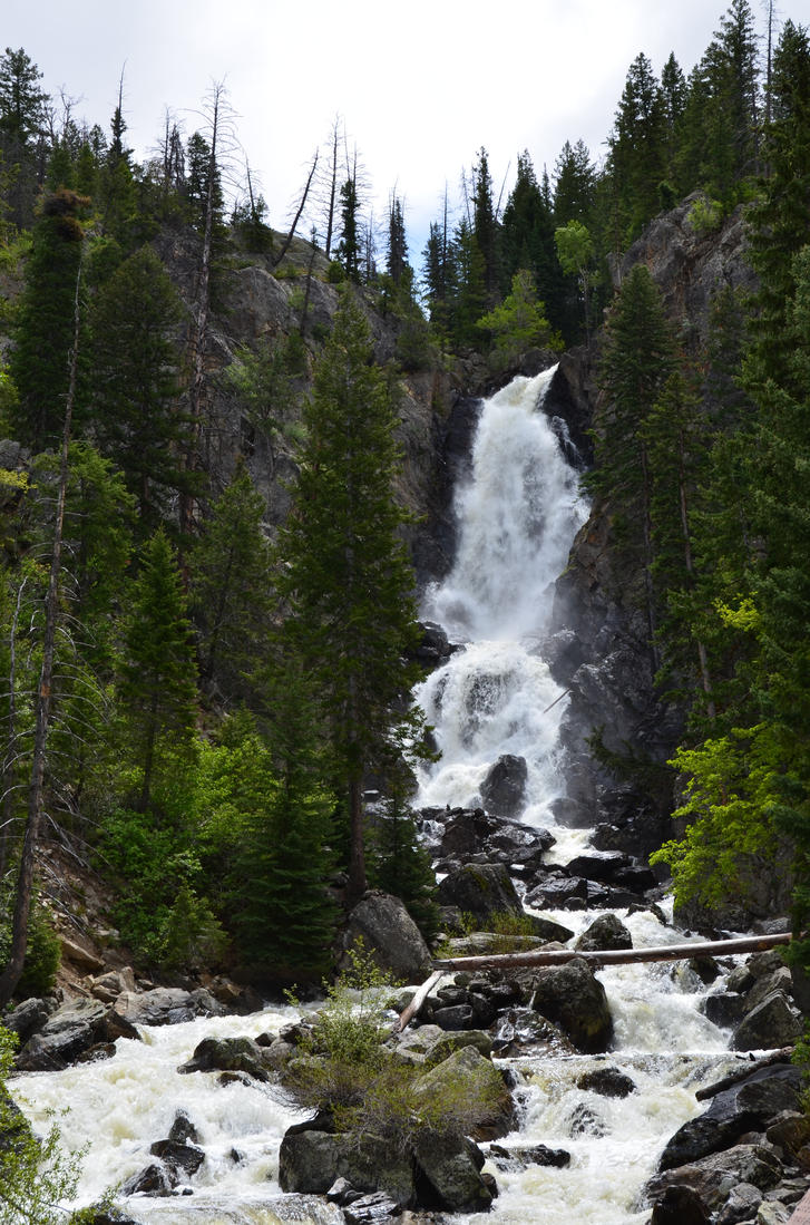 Fish Creek Falls by james-ivan