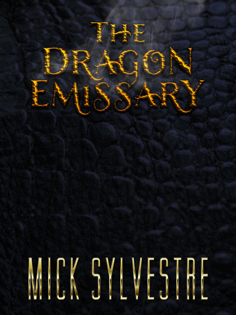 The Dragon Emissary Cover by Tomolan
