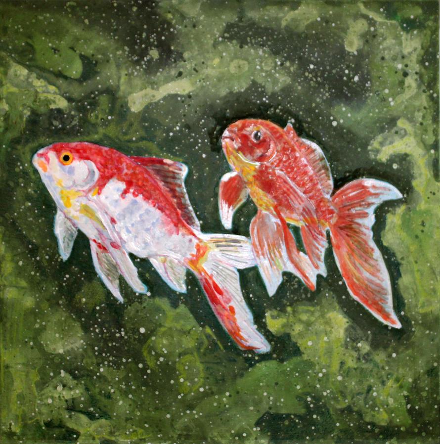 2 Fishy by Tomolan
