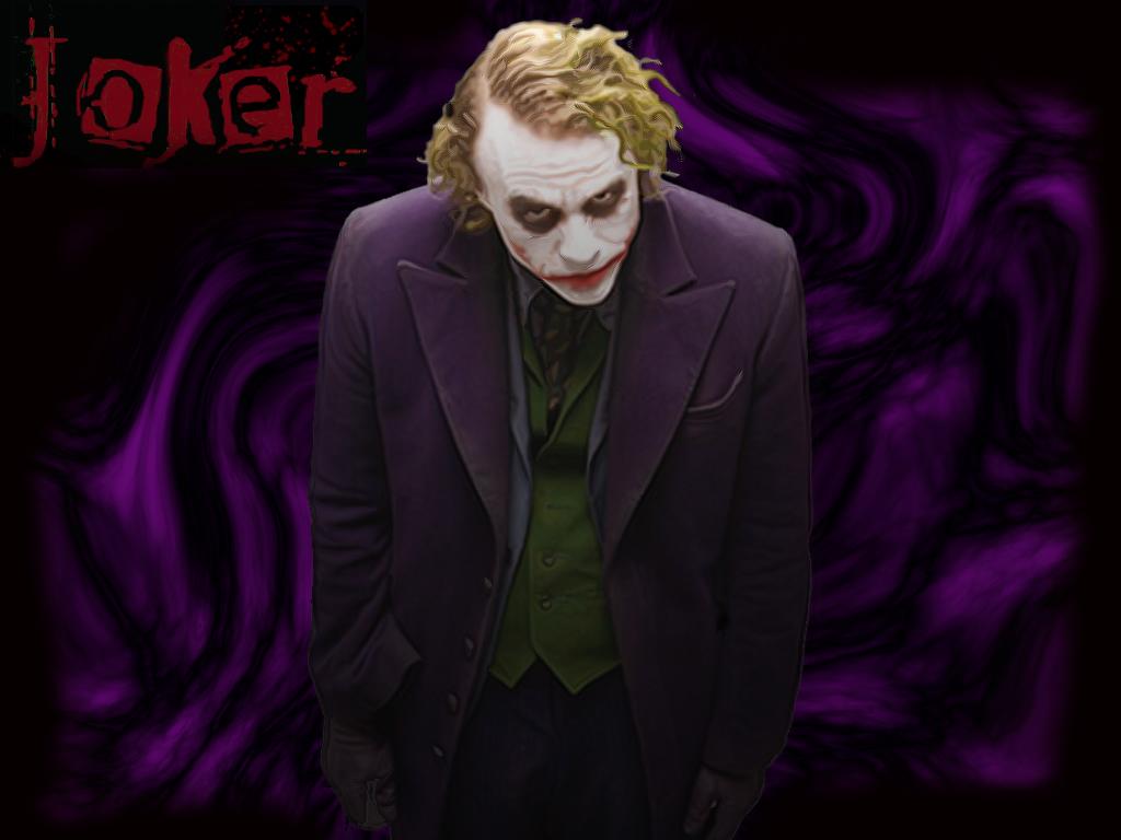 Heath Joker Wallpaper By Bluedragon77 On Deviantart