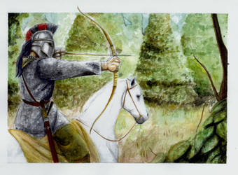 Archer by Erikonil