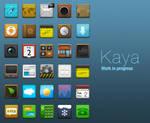 Kaya work in progress