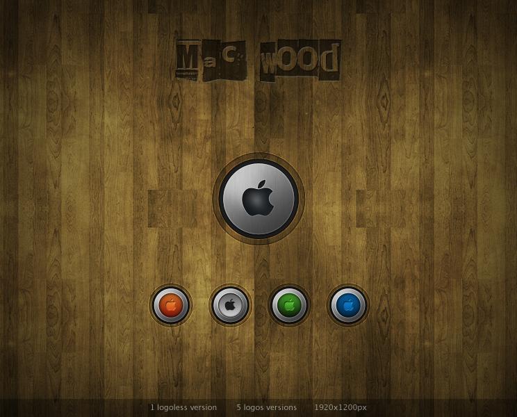 mac wood pack by LeMex