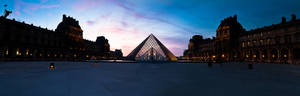 louvre panoramic