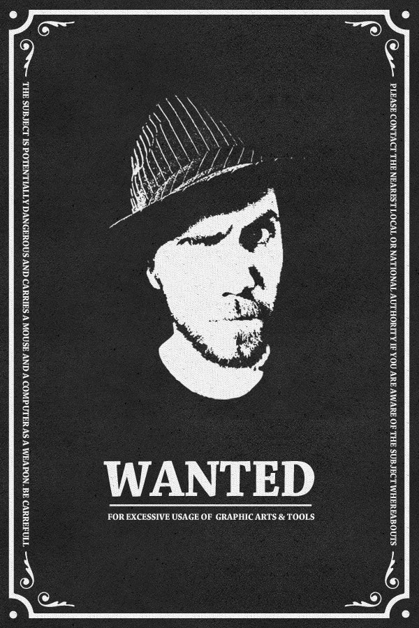 wanted id by LeMex