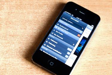 iphone app wip by LeMex