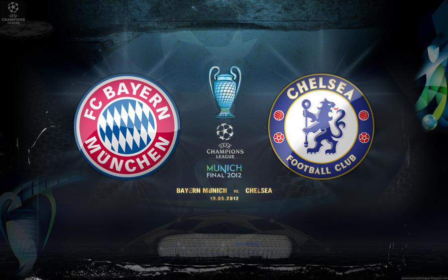 Final Munich 2012