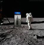 Si fuimos a la Luna